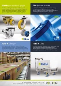 ROLL-N Ipari Kerekek